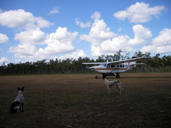 Fieldwork photo (2008)