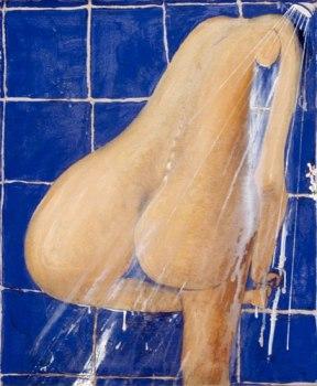The Shower (1984), Brett Whiteley.